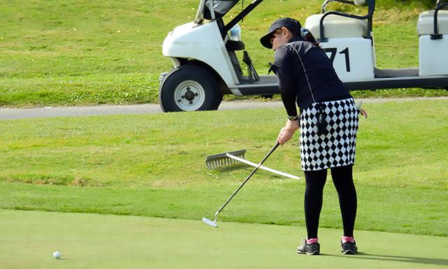 ゴルフは正しい順序の習い方が重要