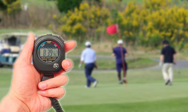ゴルフで絶対やってはいけない「スロープレー」
