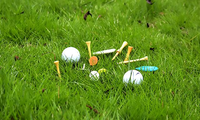 ゴルフデビューで用意するもの