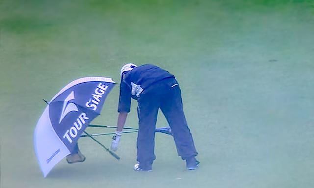 雨天のゴルフでスコアを崩さない秘訣