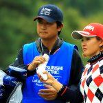 【ラーメン屋の娘】永井花奈が初優勝に至ったクラブセッティングと東キャディのアドバイスとは?