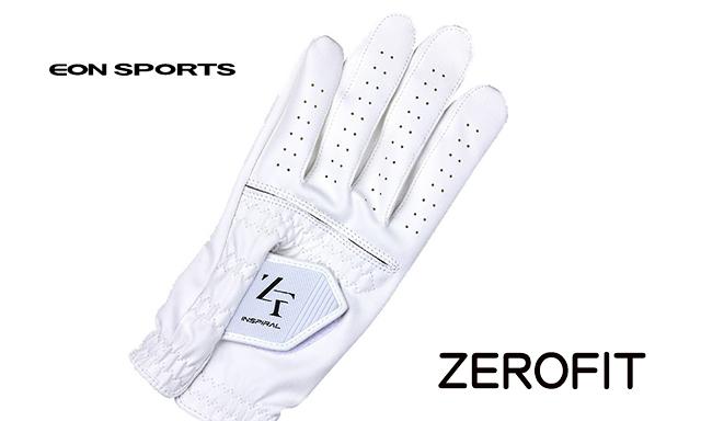 ZEROFITインスパイラルゴルフグローブ